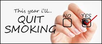 This year I will quit